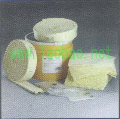 3mc-fl550dd折叠式化学吸收棉