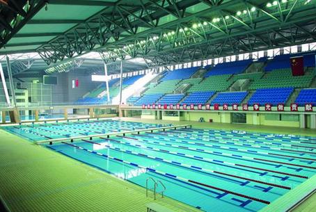 深圳游泳跳水馆